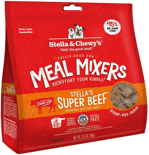 Stella & Chewy's Super Beef MealMixers