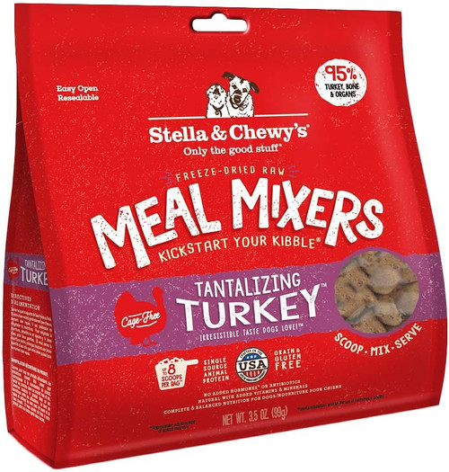 Stella & Chewy's Tantalizing Turkey MealMixers