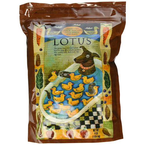 LOTUS Grain Free Oven Baked Duck