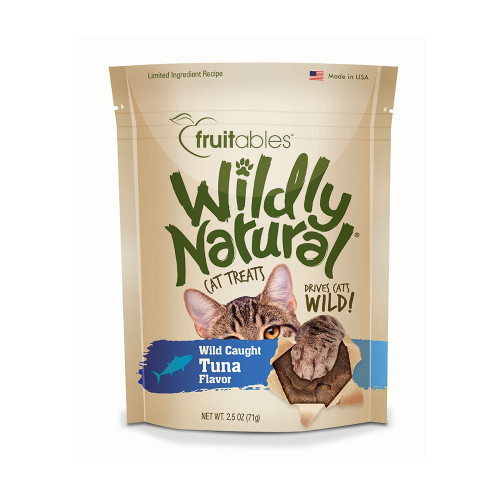 Fruitables Wildly Natural Wild Caught Tuna