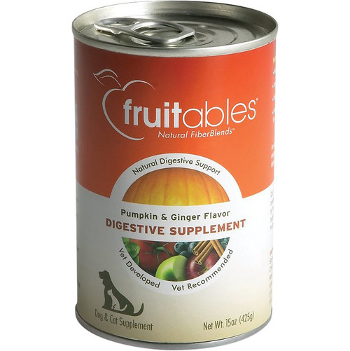 FRUITABLES Pumpkin and Ginger Dietary Supplement