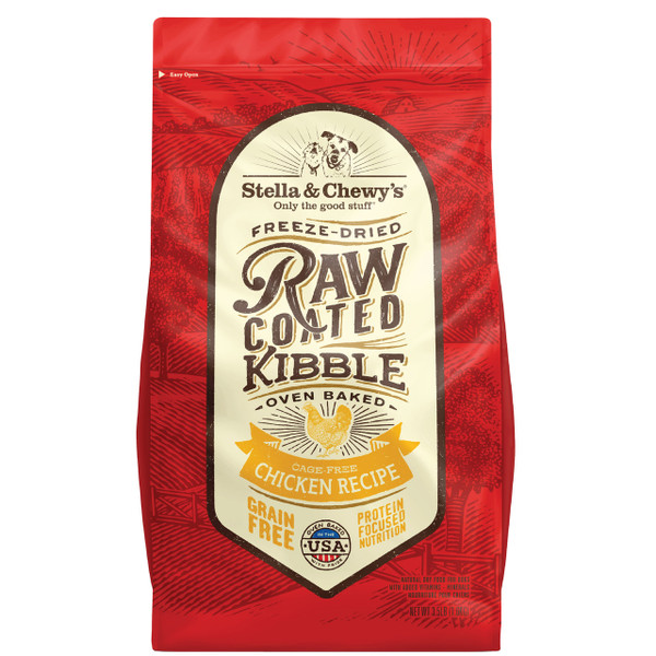 Stella & Chewy's Raw Coated Chicken