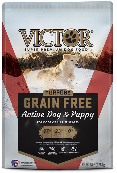 Victor Active Grain-Free Dog and Puppy