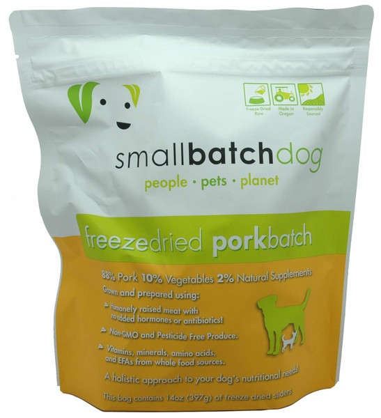 Small Batch Freeze-Dried Pork Batch