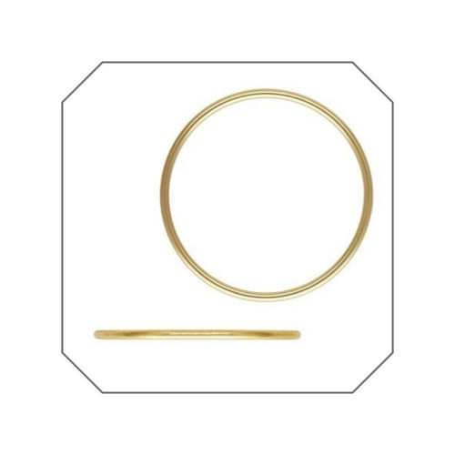 Kate 14kt Gold Filled Wafer Thin Stacking Ring