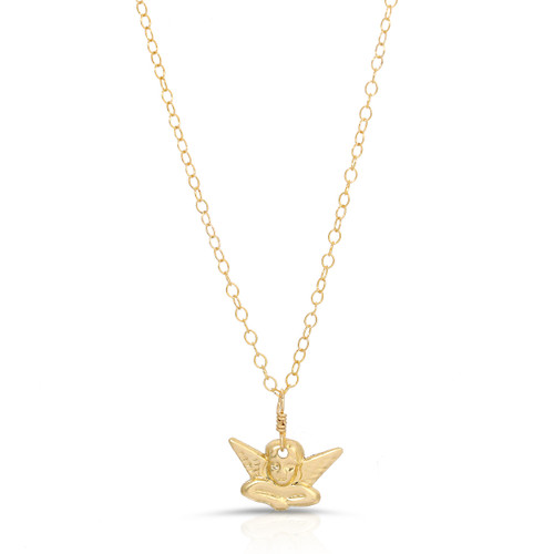 Cherub Necklace