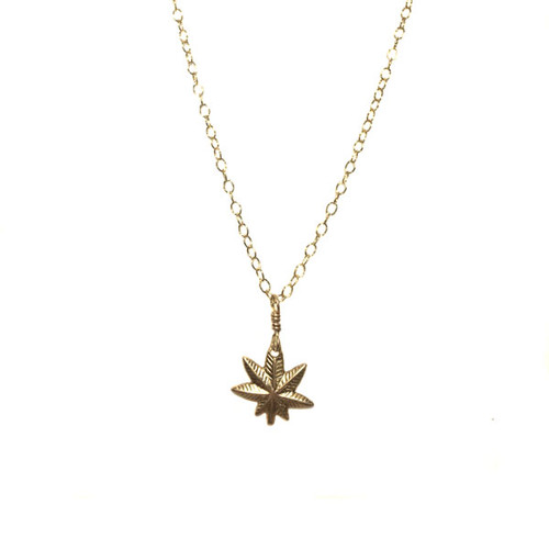 Mini Mary Jane Necklace