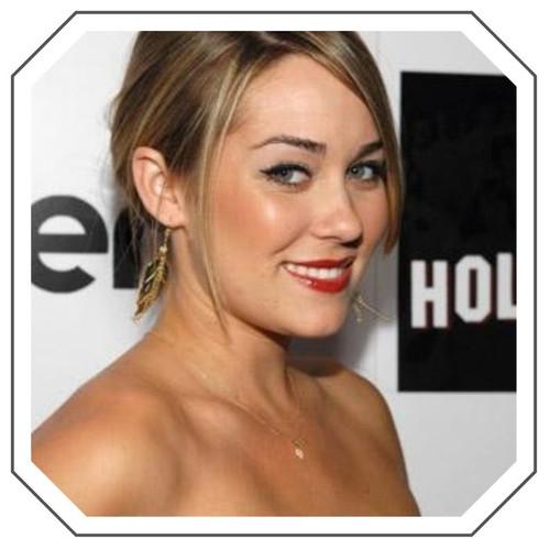 Get Lauren Conrad's Mother of Pearl Leaf Fringe Earrings