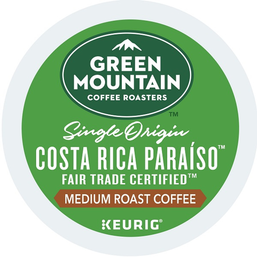 Green Mountain Costa Rica Paraiso Coffee
