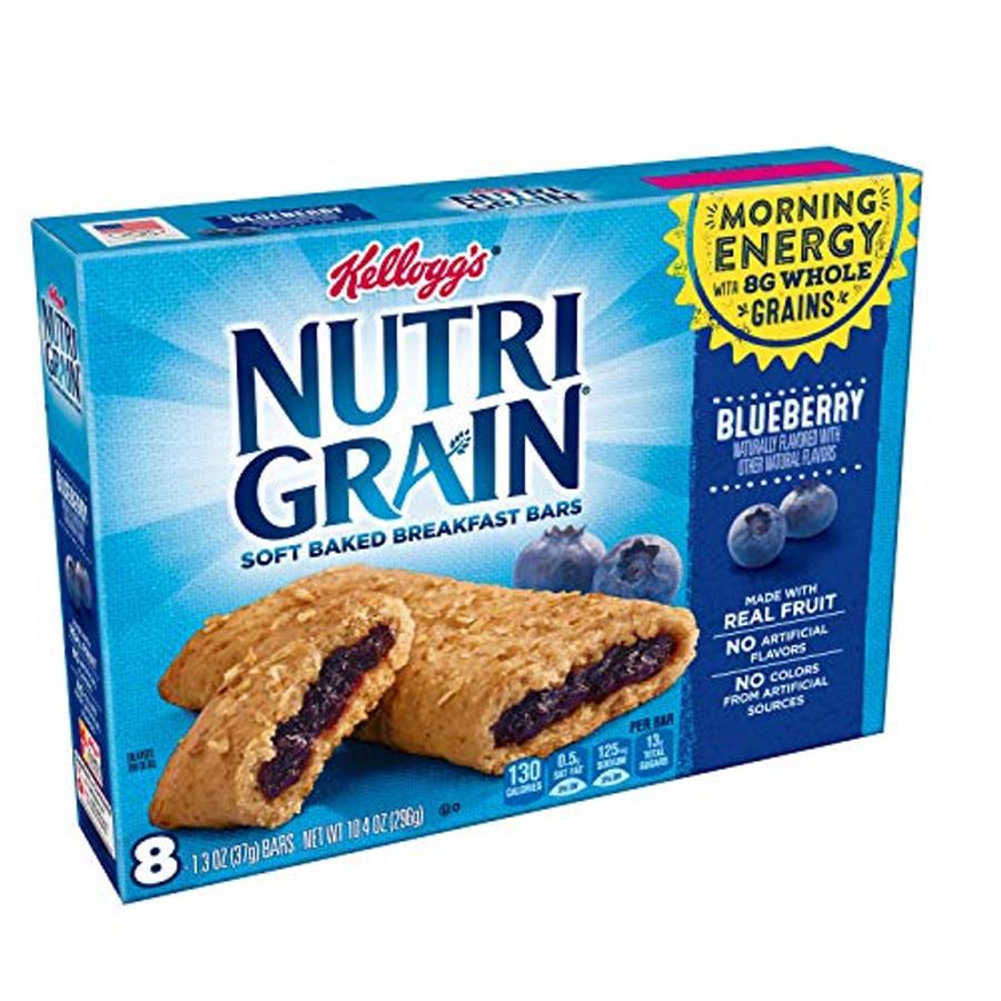 Nutrigrain Blueberry Bar