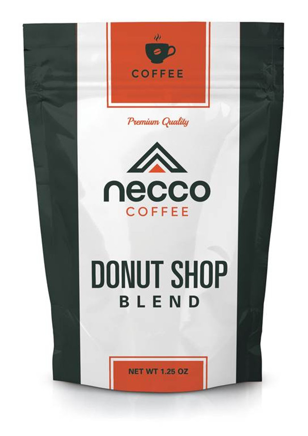 Necco Donut Shop Blend Ground