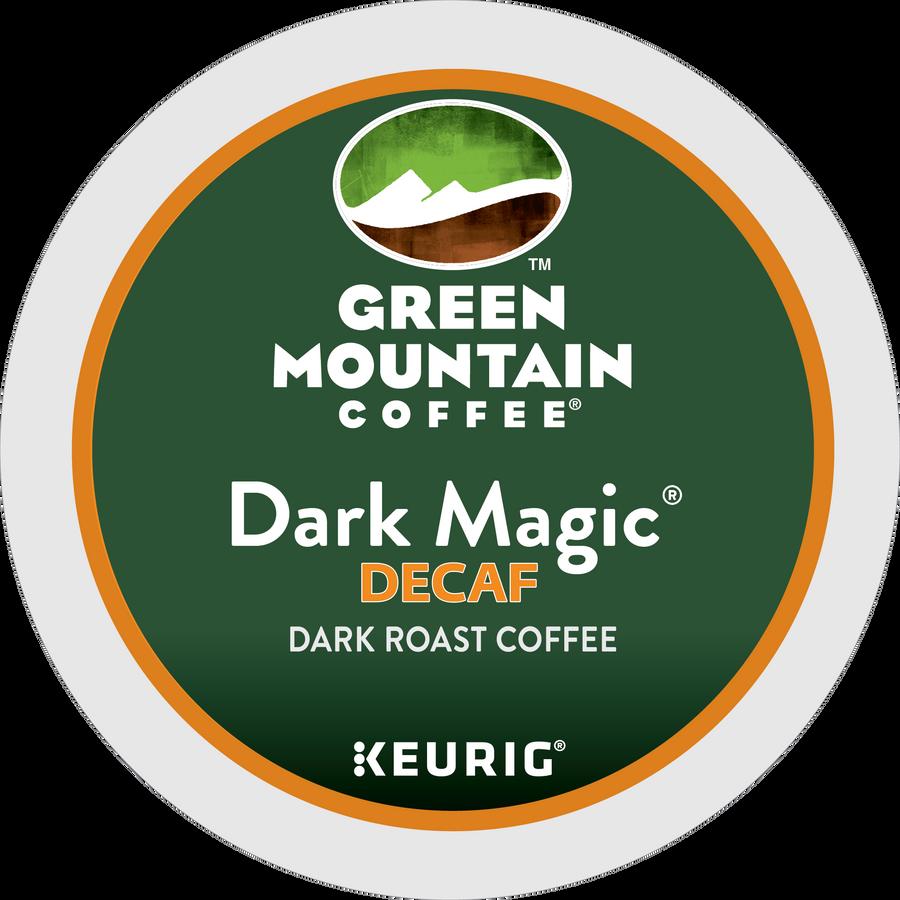 Green Mountain DECAF Dark Magic K-Cups