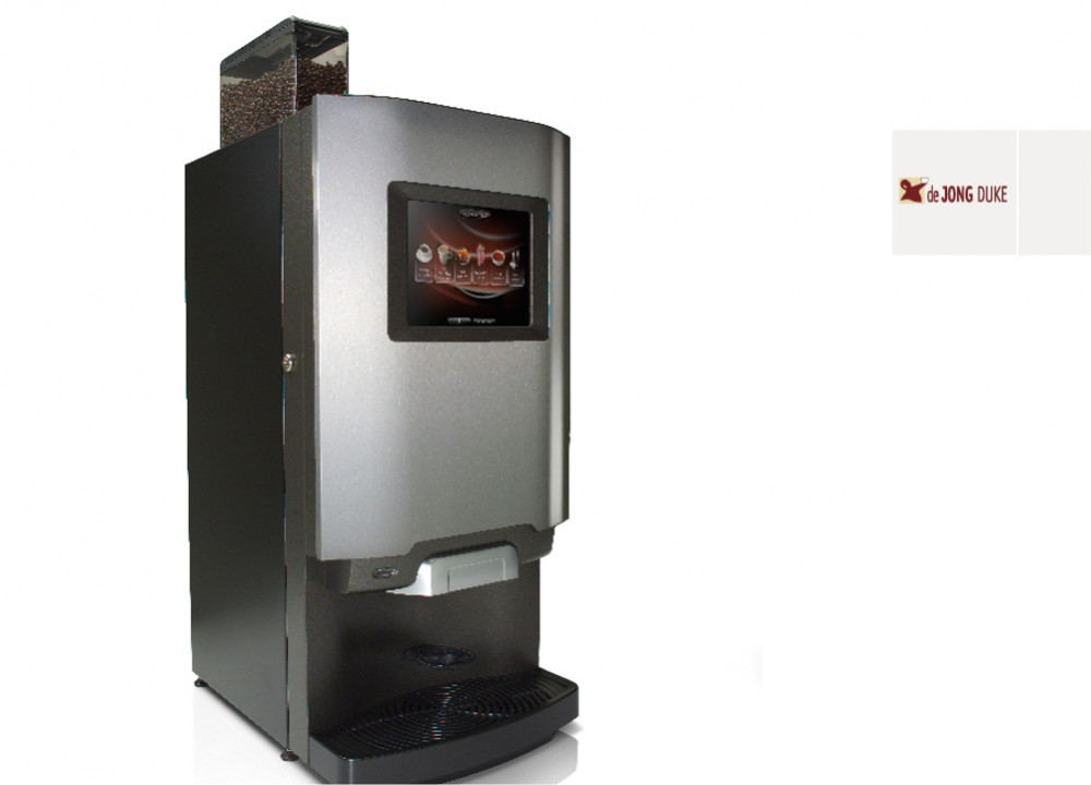 DeJong Duke Coffee Machine--CALL FOR PRICE QUOTE
