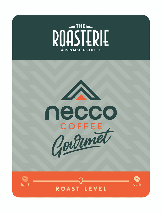 Roasterie Necco Gourmet 2.5 oz Ground