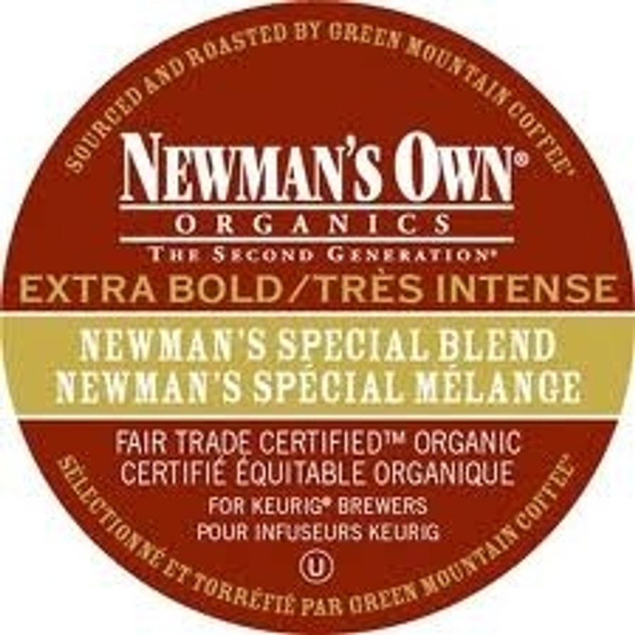 BULK Newman's Own Special Blend K-Cups