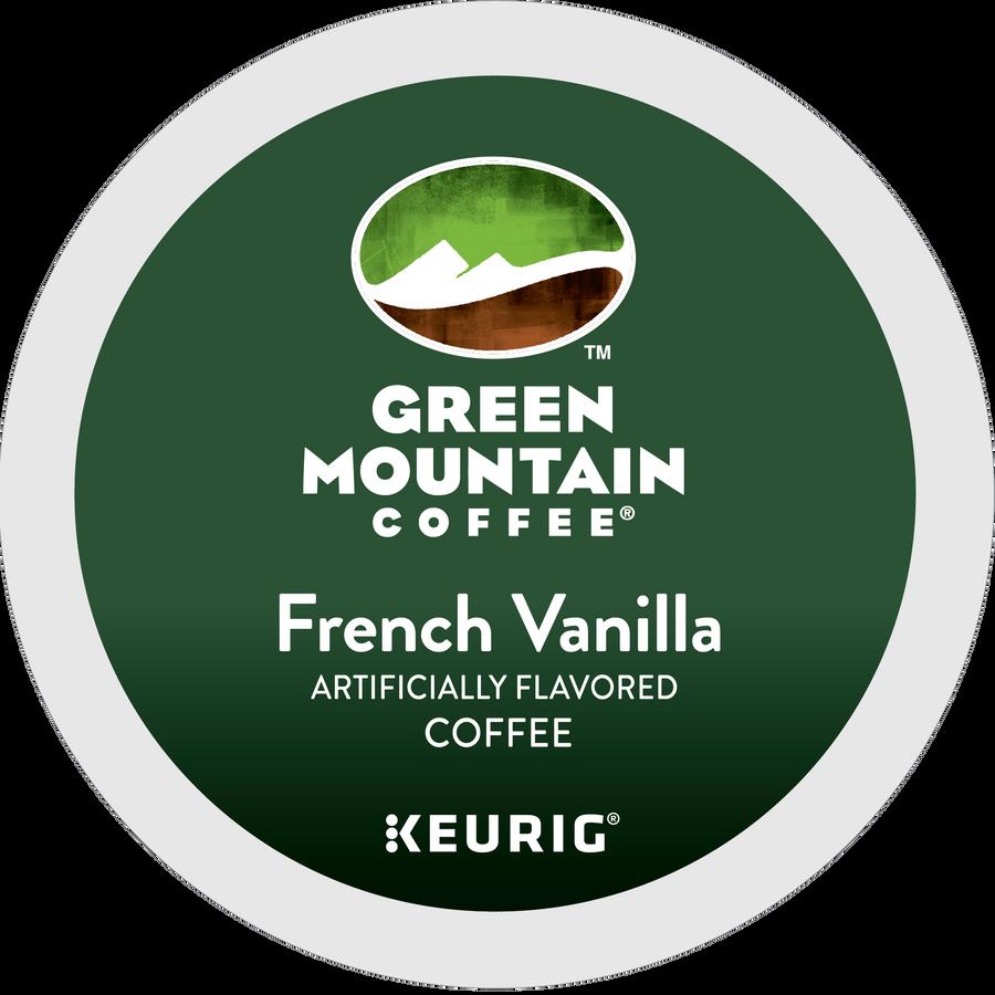 BULK Green Mountain French Vanilla K-Cups