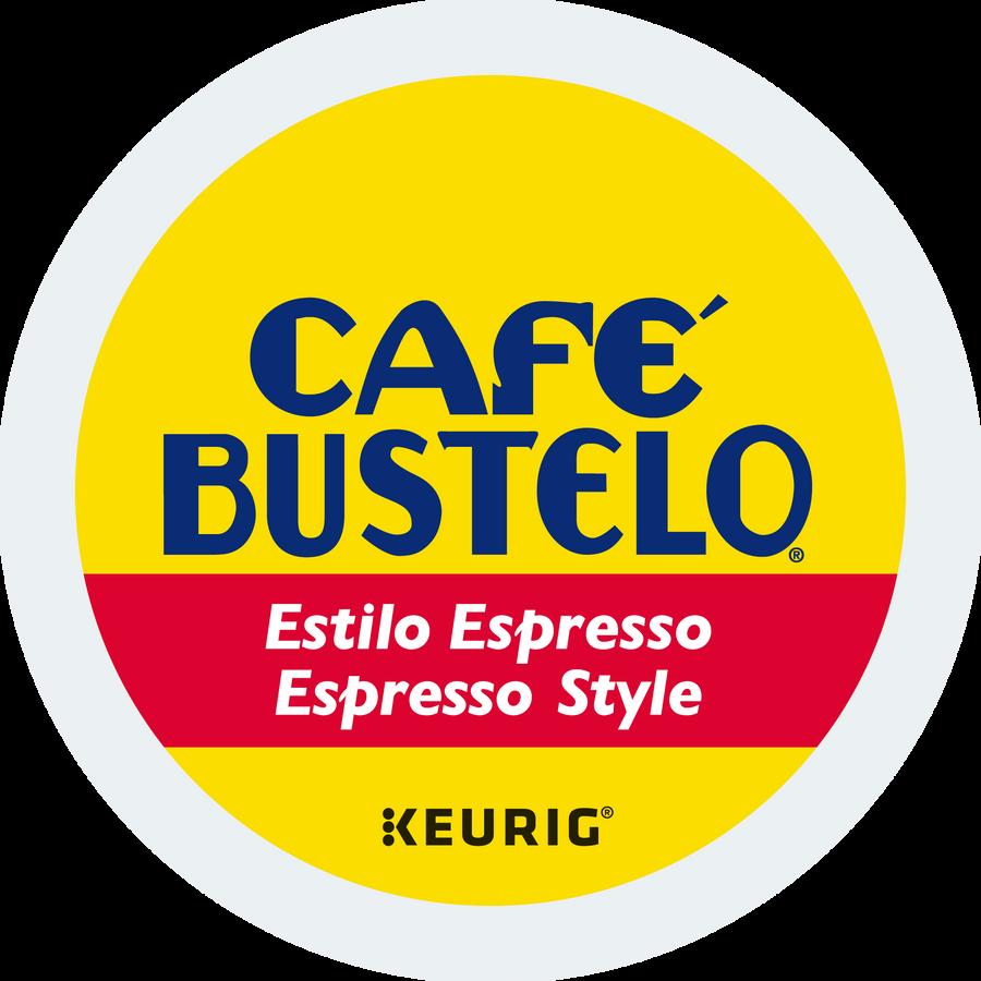 Cafe Bustelo Espresso K-Cups