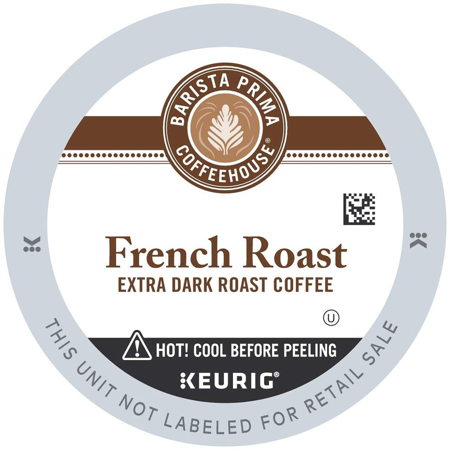 Barista Prima Coffeehouse French Roast K-Cups