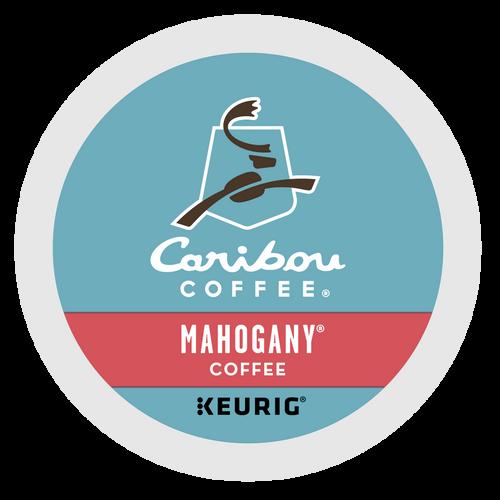 Caribou Mahogany K-Cups