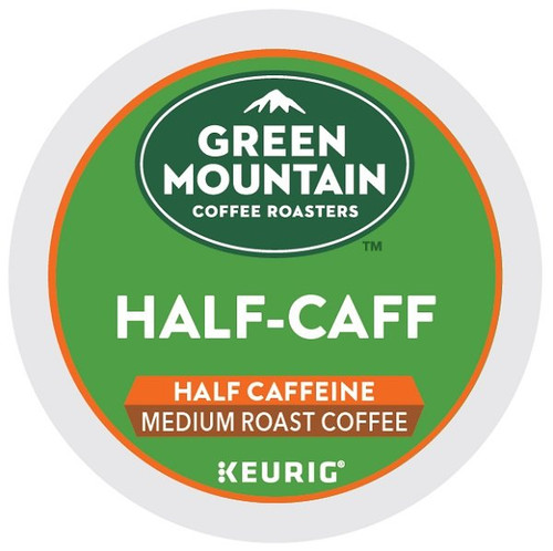 Green Mountain K-Cup Half-Caff