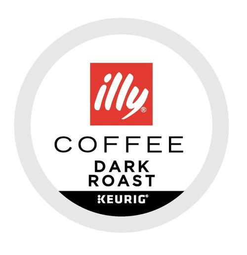 illy Dark Roast Coffee