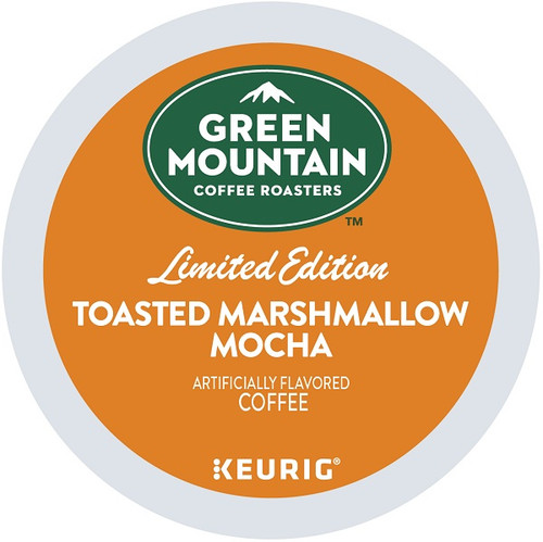 Green Mountain Toasted Marshmallow Mocha