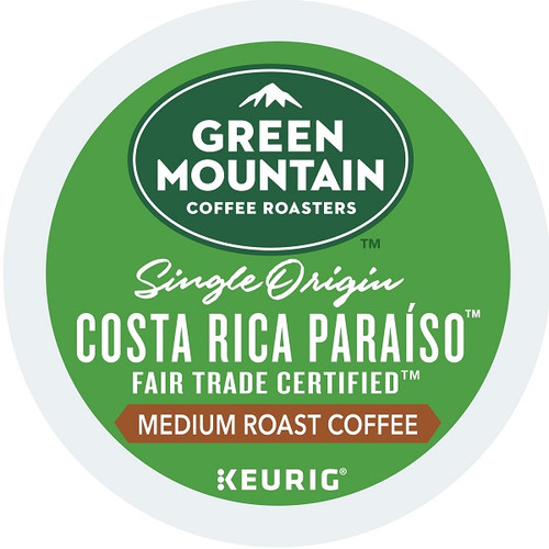 Green Mountain Costa Rica Paraiso Coffee