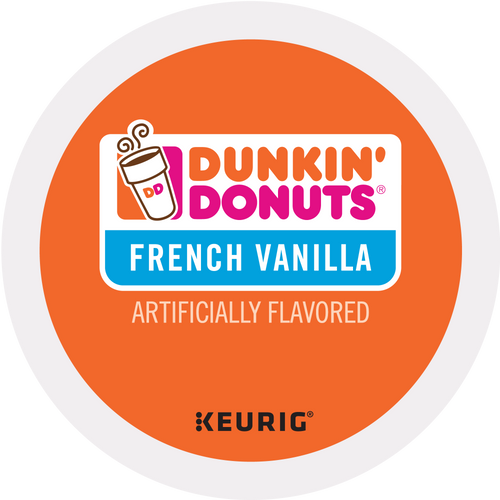 Dunkin' Donuts French Vanilla K-Cups