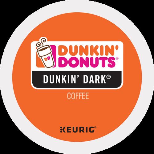 Dunkin' Donuts Dark Roast K-Cups