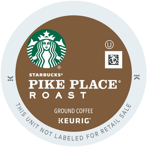 Starbucks Pikes Place K-Cups