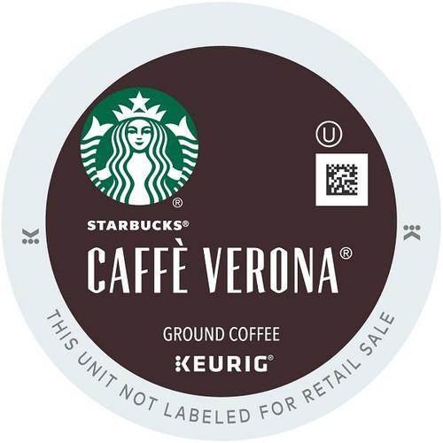 Starbucks Cafe' Verona K-Cups