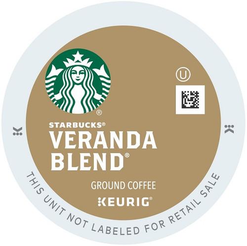 Starbucks Veranda Blend K-Cups