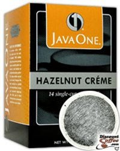 Java One Hazelnut Cream