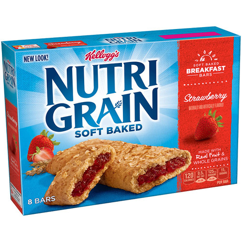 Nutrigrain Strawberry Bar