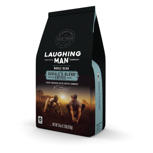 Laughing Man Dukale's Blend® Coffee