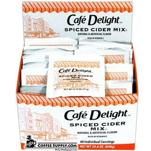 Hot Cider Packets