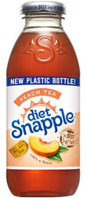 Diet Peach Snapple