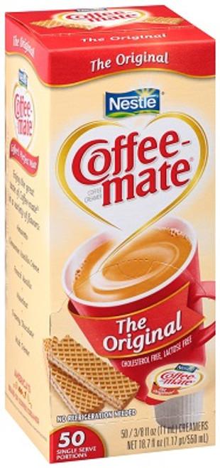 Coffee-Mate Original Liquid Cream 50ct.