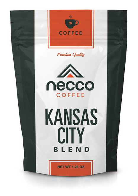 Necco Kansas City Blend 38 ct  2.5 oz Ground