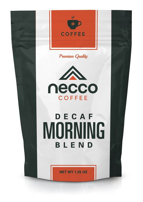 Necco DECAF Morning Blend Ground