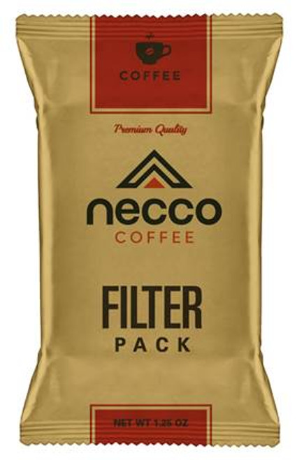 Necco 1.25 oz Filter Pack Ground