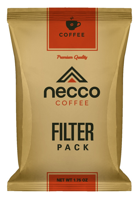 Necco 1.75 oz Filter Pack Ground