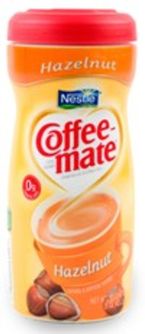 Coffee-mate Hazelnut Powder Cream 15oz Can