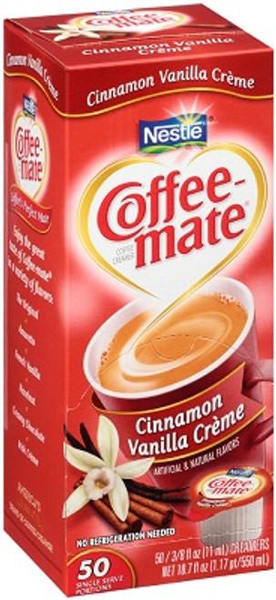 Nestle Liquid Cinnamon Vanilla Cream