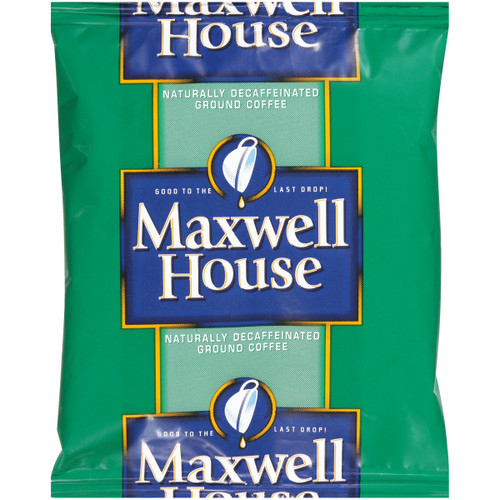 Maxwell House DECAF 2lb Ground