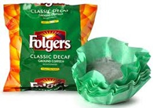 Folgers Filter Pack DECAF