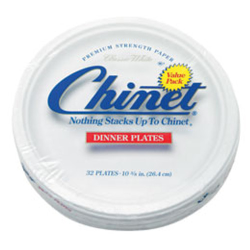 """Plates 9"""" Chinette"""