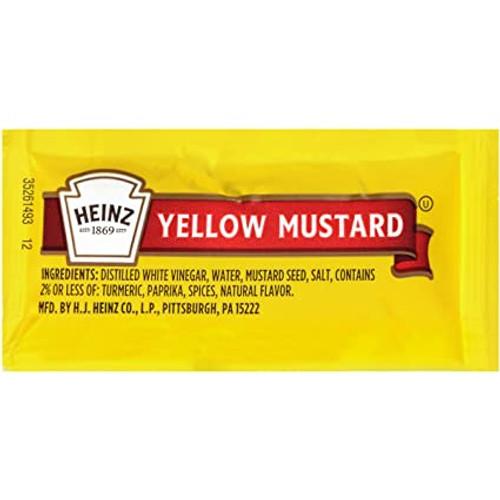 Mustard Packets