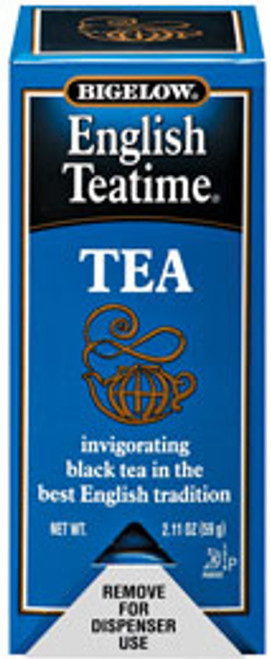 Bigelow English Tea