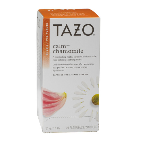 Tazo Calm Tea Bags